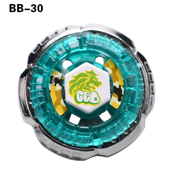 Musen over billedet for at zoome Rock Leone 145WB Metal Fusion Fight 4D Beyblade BB30 Uden Launcher