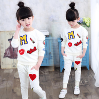 FALL OUTFITS Persnickety Girls 2 Pieces Sets Teenage Girls Clothing Children Boutique Sweater Pant Casual Letter