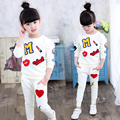 FALL OUTFITS persnickety girls 2 pieces sets teenage girls clothing children boutique sweater+ pant casual letter print suit