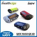 100% Original IJOY MAXO QUAD 315 W Caja Mod Vape Firmware Actualizable Cigarrillo Electrónico de Control de Temperatura