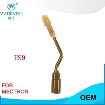 1pcs US9, dental piezo surgery tip for MECTRON PIEZOSURGERY machine wsmuk dental ultrasonic surgery multi use kit piezo surgery tip kit for woodpekcer mectron
