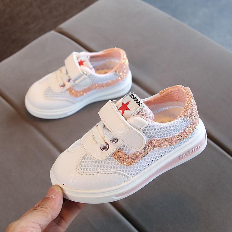 Dziecięce buty netto letnie buty dziecięce buty sportowe buty - Obuwie dziecięce - Zdjęcie 3