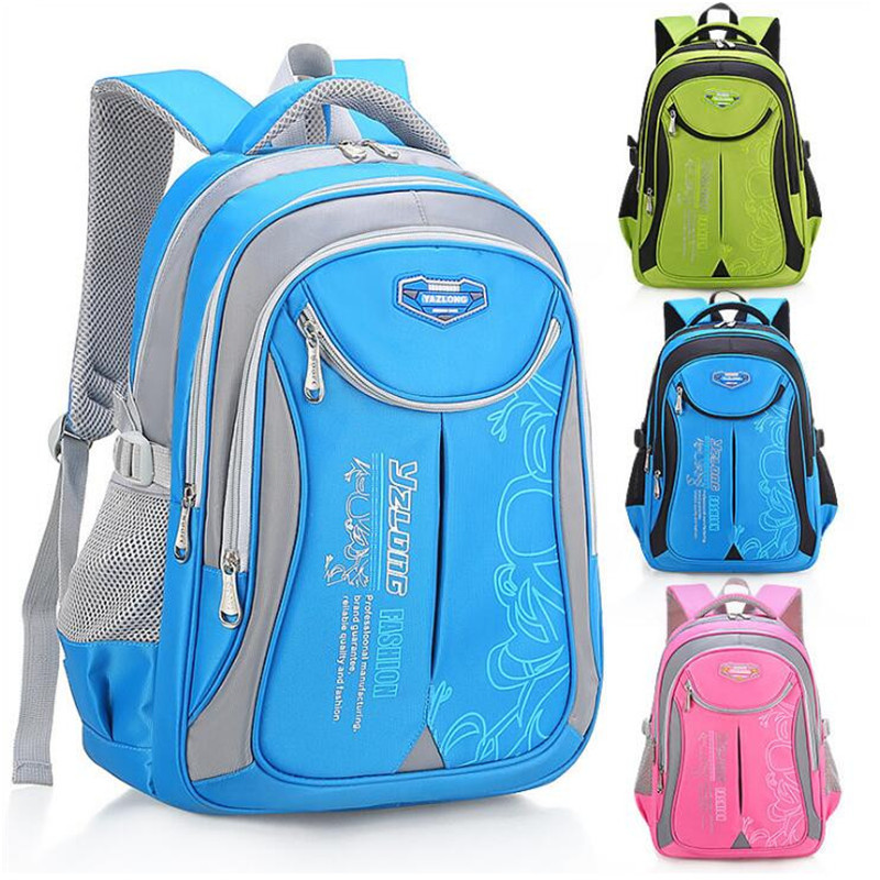 45*30*20cm Wide Softback Kids Children School Bags Backpacks Protect Shoulder Reduce Burden Birthday Christmas Gifts