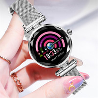 Smart Watch H1 Smart Bracelet Women Heart Rate Monitor Blood Pressure Measurement Women's Band Fitness Tracker For Android iOS