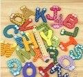 NUEVO bloque Alfabeto bebé juguetes de aprendizaje juguetes educativos, se puede utilizar como Imanes del Refrigerador Del Alfabeto, de aprendizaje y de educación juguetes para los niños