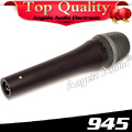 Professional Supercardioid Vocal Dynamic Wired Microphone For e945 e 945 Computer Karaoke DJ Mikrofon Microfone fio Microfono PC