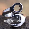 Fashion Spanner Wrench Plier Ring