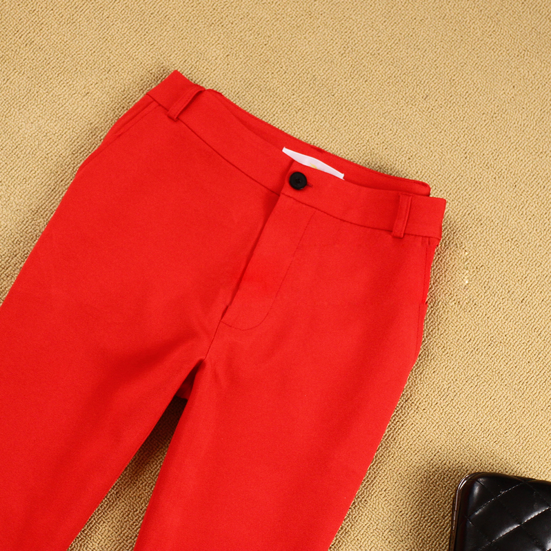 New Fashion Women Pants Suits Slim Work Wear Office Ladies Long Sleeve Blazer Pants Set Costumes For Women With Pants