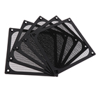 Stainless Mesh Filter Fan 5pcs 120mm Dustproof Case Fan Dust Filter Guard Grill Protector Cover for PC