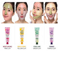 MISSHA Natural Color Clay Mask 137g Face Mask for Shrink Pore Acne Treatment Oil-control Blackhead Remover Korean Cosmetics 1pcs
