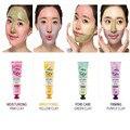 Missha Color Natural mascarilla de arcilla 137 g mascarilla para encoger poros tratamiento del acné control de aceite removedor de la espinilla coreanas cosmética 1 unids