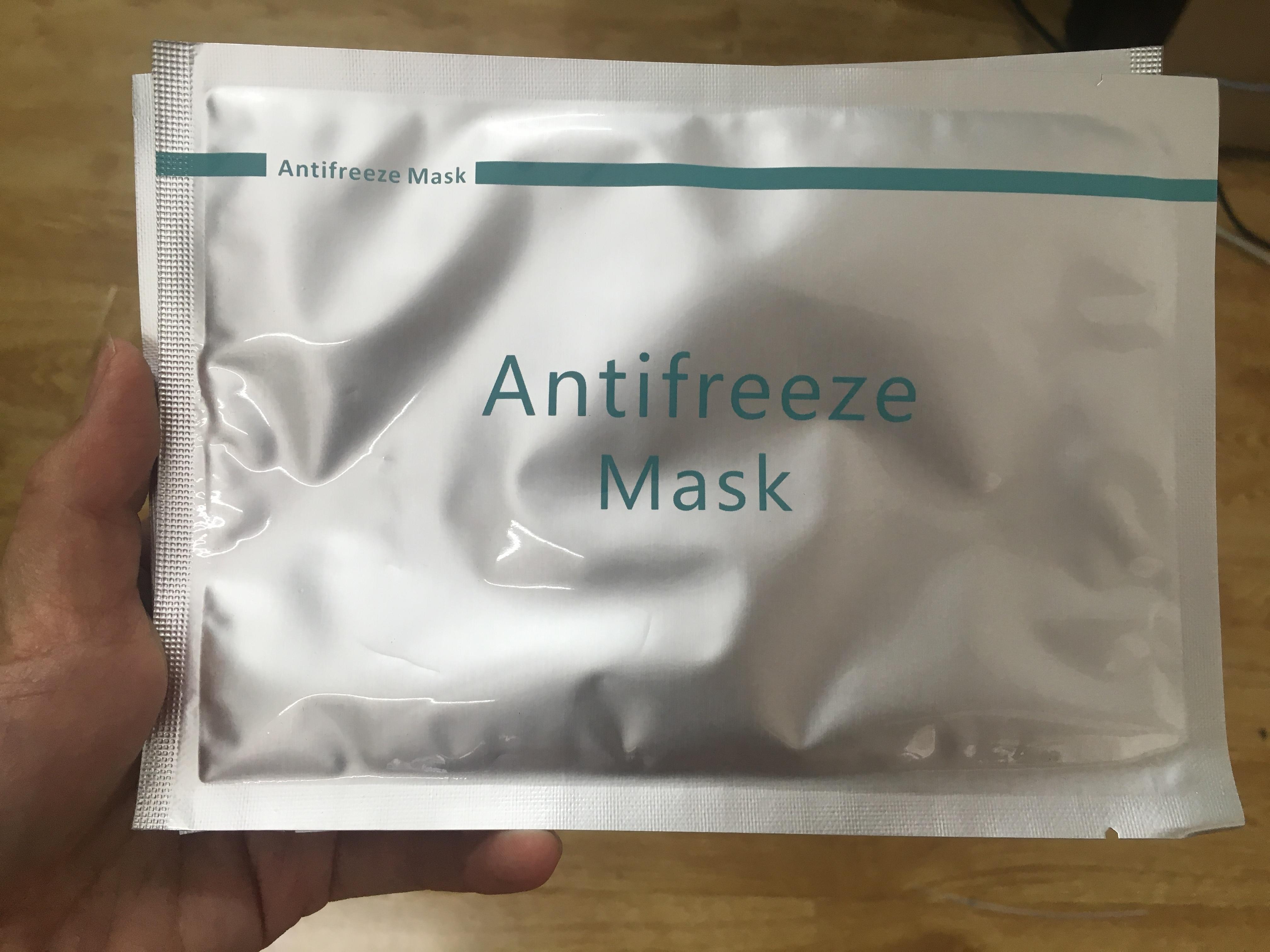 15pc Antifreeze Anti Freezing Membrane Mask For Slimming Cryolipolysis Machine