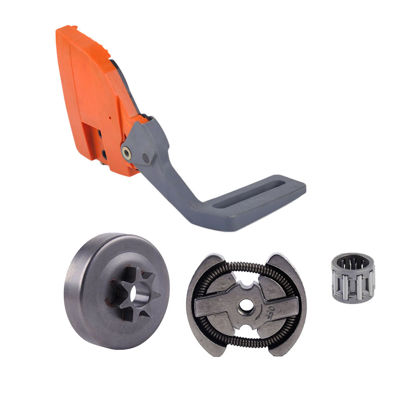 Clutch Sprocket Drum Brake Handle For Husqvarna 36 41 136 137 141 142 Chainsaw Lawn Mover Parts