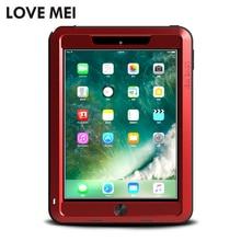 Pour iPad 2 3 4 étui Original amour Mei aluminium étui étanche pour iPad 2 3 4 boîtier antichoc pour Apple iPad 2 3 4 couverture