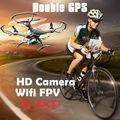 AOSENMA CG035 1080 P Cámara FPV Helicóptero Girocompás 6-AXIS Drone Headless Modo Sin Escobillas RC Quadcopter RTF 2.4 GHz Con GPS