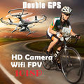 AOSENMA CG035 1080P FPV Camera Helicopter 6-AXIS Gyro Headless Mode Brushless RC Quadcopter RTF 2.4GHz Drone With GPS