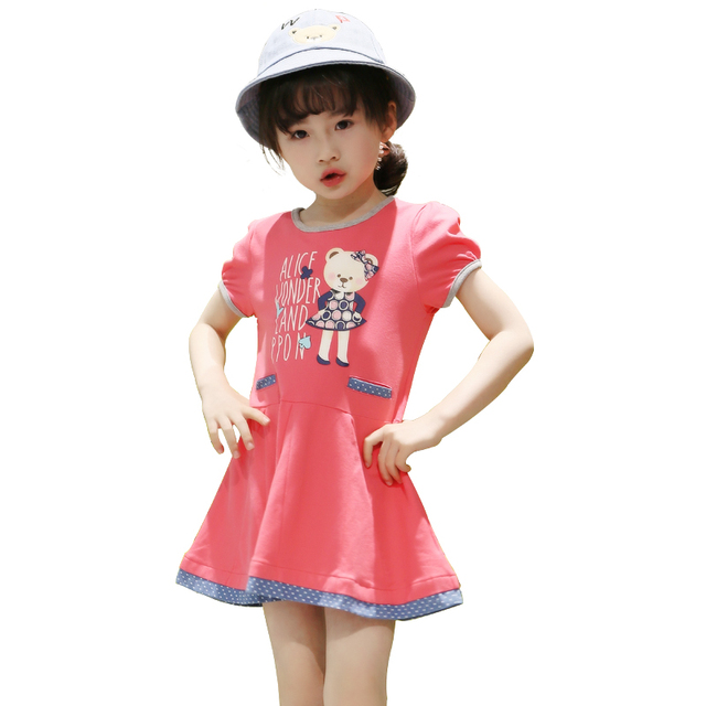 A line summer dresses 4 baby