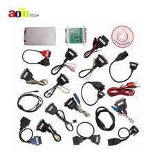 Newest Car prog Carprog V9.31 Full 21 Adaptor Professional Carprog ECU Programmer Auto Repair Airbag Reset Tools best price