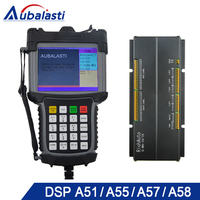 5inch Multi color CNC Router Controller DSP A51 A57 A58 CNC Router DSP 3 axis 4 axis Linkage Support ATC Cylinder