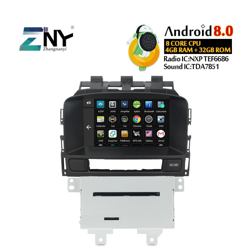 China witson android 8. 0 car dvd player for opel vectra antara.