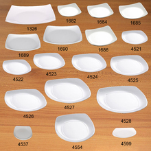 Free shipping. A5 Melamine tableware. dish. This paragraph is square warped angle  Eco friendly tableware