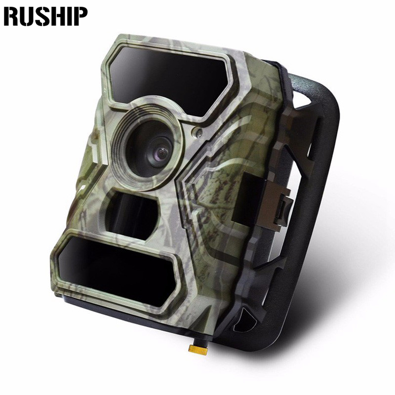S880 Hunting Camera 12MP 1080P HD Wide Angle Infrared Night Vision 56pcs IR LEDs Scouting Cam Digital Surveillance Camera
