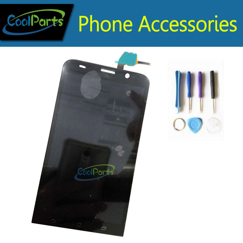 Подробнее о Black Replacement Part  For Asus ZenFone 2 ZE551ML LCD Display and Touch Screen Digitizer Assembly 1PC/Lot Free Shipping black replacement part for asus zenfone 4 lcd display and touch screen digitizer assembly 1pc lot free shipping