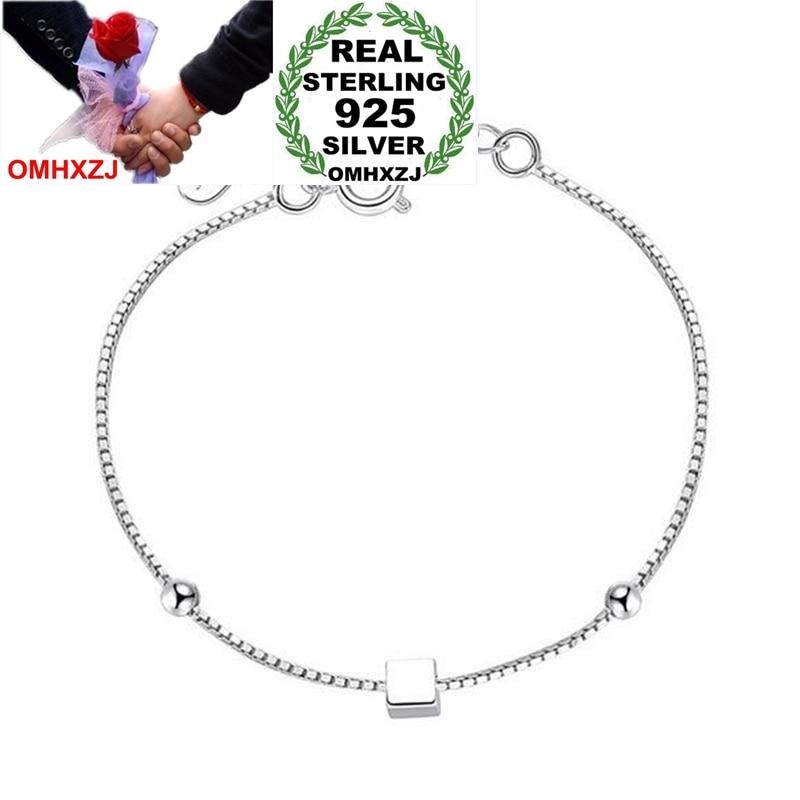 LOt Bangles Bracelets S925 Silver Bracelet Women Fashion Sweet Style Blue Chalcedony Crystal Bracelet Pentagram Star Bracelet
