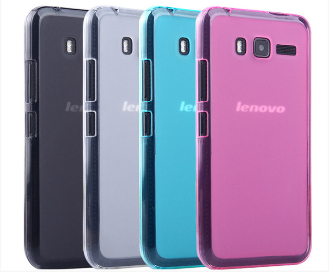 Lenovo A916 Case Cover High Quality TPU Soft Phone Case For Lenovo A916 Back Cover Case 4 Colors Lenovo A 916 Case Cover