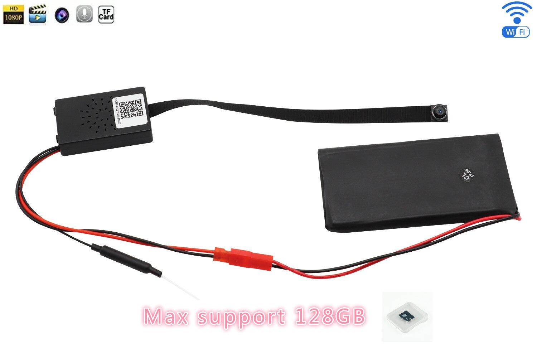 1080 P 720 P Wireless WiFi IP CCTV Mini Macchina Fotografica di Sport Espia DV P2P Video Recorder Digitale Piccola Videocamera Portatile della Camma Freeshipping