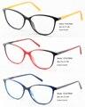 Глаз удивительно Оптовая Очки Женщины Ретро Гавана TR90 Оптических Оправ Смешанные Цвета 12 ШТ.