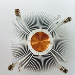 Image 3 - Cpuクーラーラジエーターためにヒートシンクの冷却インテルLGA1155/1156 93*93*35 ミリメートルアルミラジエーターファン冷却コンピュータヒートシンク