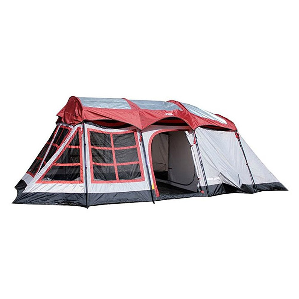 Outdoor 12 Person 4 Season Family Cabin Camping Tent Large ...