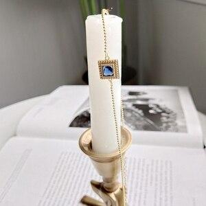 Image 3 - LouLeur collier ras du cou en zircon