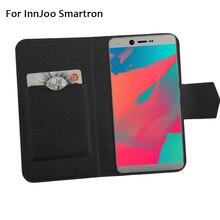 5 цветов горячей! InnJoo Smartron чехол для телефона кожаный чехол, заводская цена защитный полный Флип Стенд кожаный чехол для телефона чехлы
