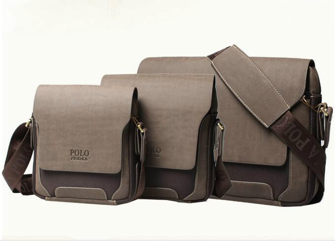 Polo high quality luxury leather handbag 5