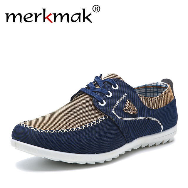 Shoes Mens Casual Shoes Lace-up Sneakers Outdoor Running Comfort Driving Shoes (Color : Blue Size : 42)