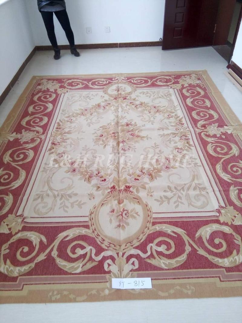 Frete Gr Tis 9 X12 Aubusson Tapete Aubusson Franc S Carpet Carpet  -> Tapete Sala Frete Gratis
