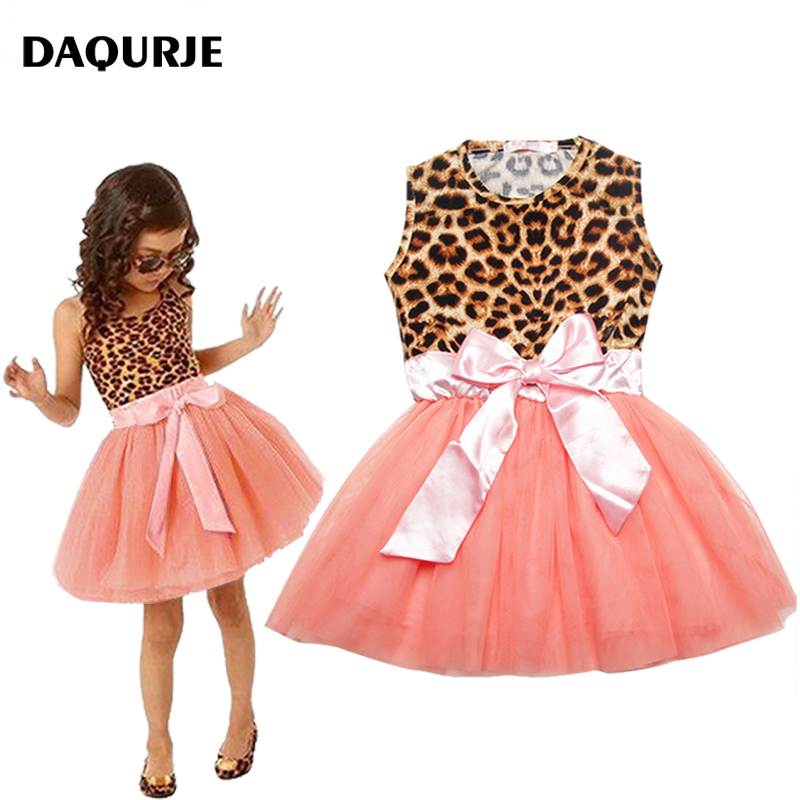 Girls Dresses Summer Kids Party For Girl Dress Clothes Fashion Tutu Princess Children Costume Vetement Fille Vestido infantil 2017 new girls dresses for party and wedding baby girl princess dress costume vestido children clothing black white 2t 3t 4t 5t