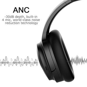 Image 2 - Cowin SE7 aktif gürültü iptal kablosuz Bluetooth kulaklık katlanabilir aşırı kulak için taşınabilir kulaklık telefonları müzik apt x