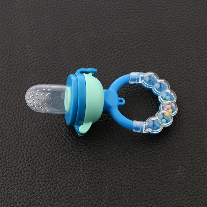 Baby Pacifiers Silcone Feeding Bottles Fresh Food Feeder Feeding Nipple Dummy Fruits (Size:S-M-L,3 Colour,PA-019) FREE SHIPPING