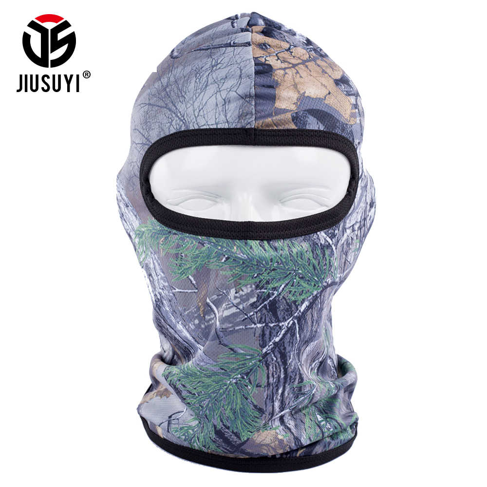 dffd30a1afe ... Realtree Jungle Camouflage Bionic Bicycle Balaclava Tactical Paintball  Military Airsoft Hats Windproof Protection Full Face Mask ...