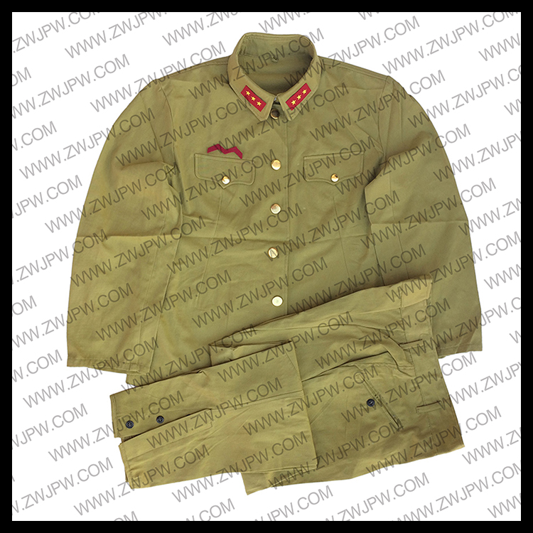 WW2 Japanese Army Type 98 Soldier Uniform Sets Jacket Pants Hat JP 250114