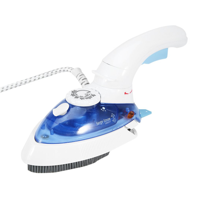 Portable Handheld Household Steam Electric Iron Garment Steamer 6Modes Clothing Cleaning EU Plug Sterilization Laundry Appliance