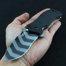 Folding knife new tactical ZERO TOLERANCE 0350 pocket G10 handle ELMAX blade man practical outdoor camping tool