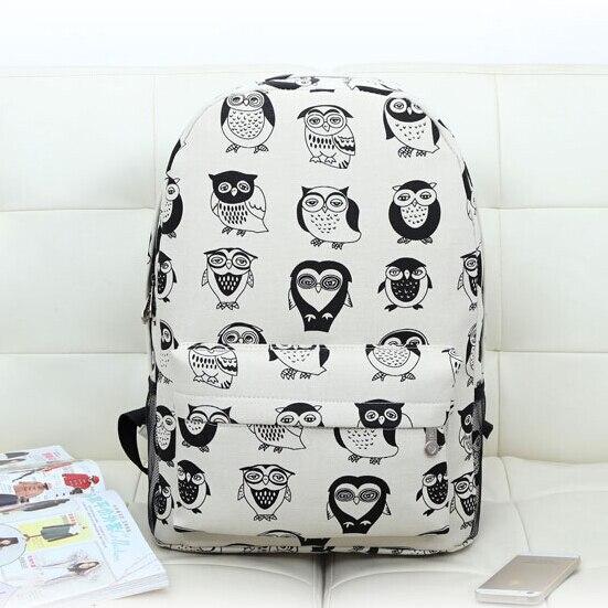 5314a98ef19f Bolso del ETN bolso caliente superventas niños de dibujos animados de  impresión mochila bolso de escuela del estudiante mochila de lona señora  casual bolsas ...