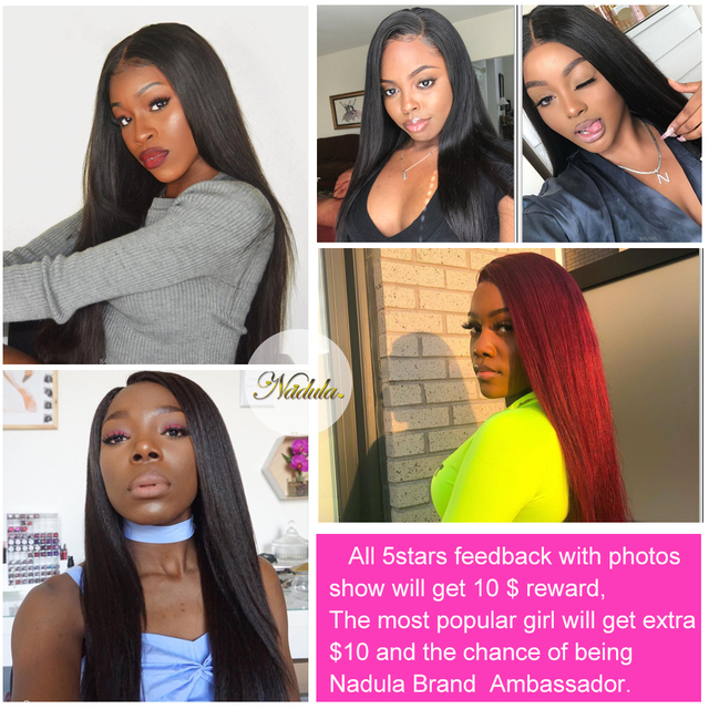 Indian Straight Hair Bundles With Closure 3 Bundles With Closure 100% Remy Human Hair Extension Weaves