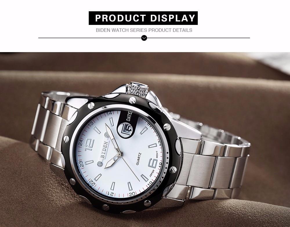 relógios relógio militar casual moda relógios de