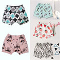 Cute Baby Girls Boy Panty Summer Shorts Bloomers Hot Pants Leisure bloomers shorts bermudas ropa de baby
