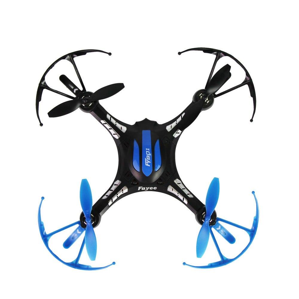 180 United Quadcopter Rotazione